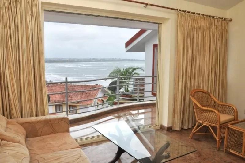 Sea View Villas in Goa for Rent