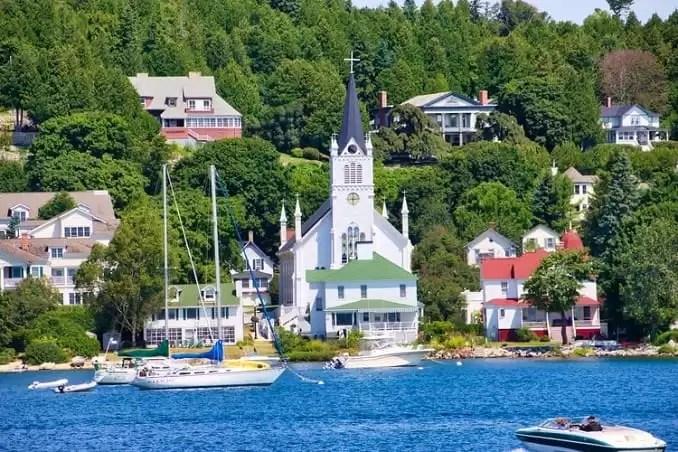 Mackinac Islands