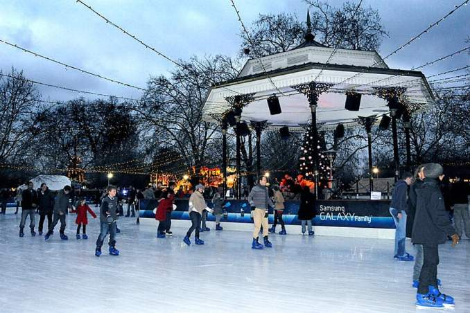 things to do at Christmas in London