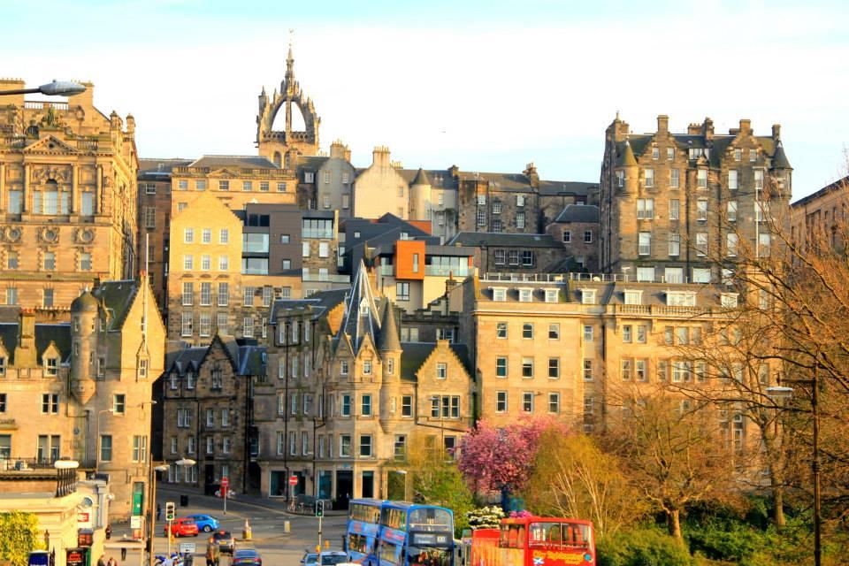 Beautiful Edinburgh