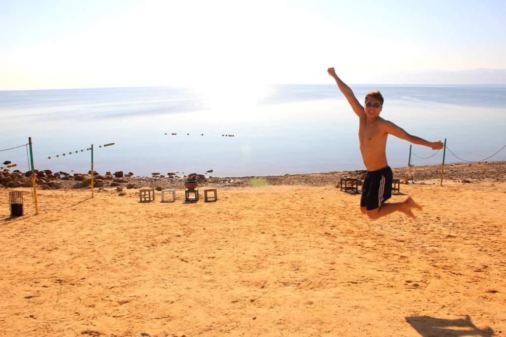 Dead Sea, Jordan / Israel