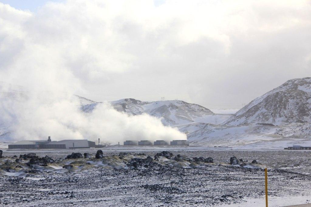 Geothermal Power Iceland