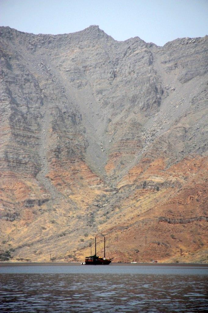 Khasab Fjords