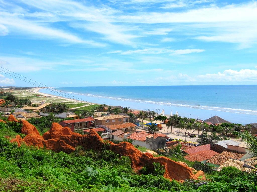 Morro Branco, Brazil