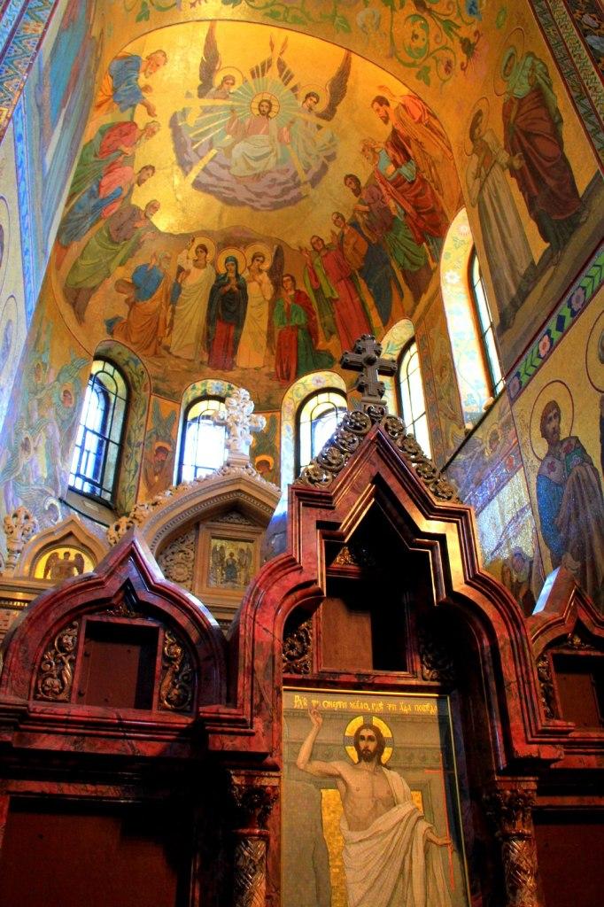 A Chapel Inside the Church