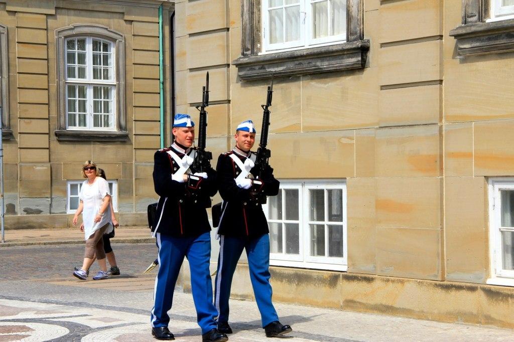 The Royal Danish Guard