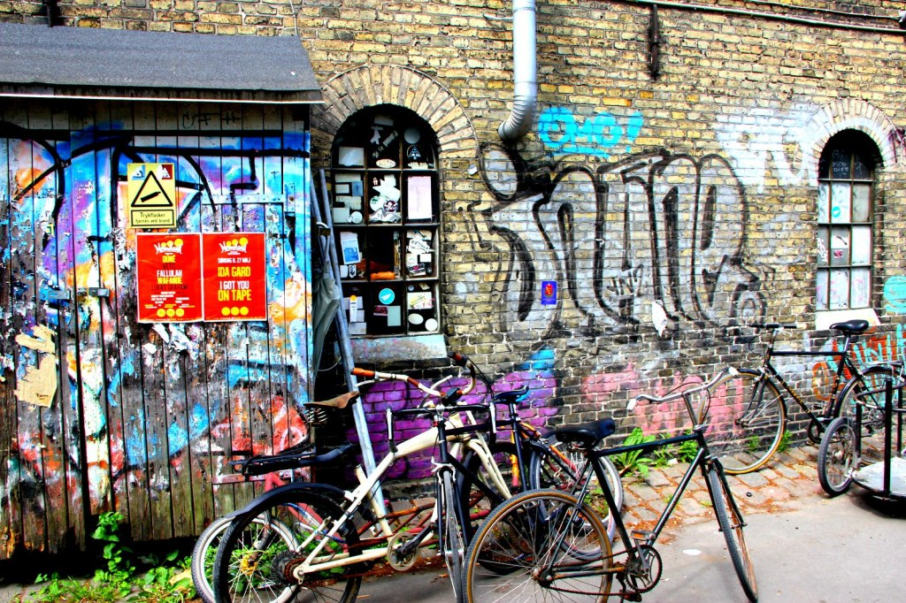 A Shop in Christiania
