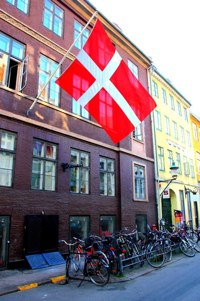 The Danish Flag