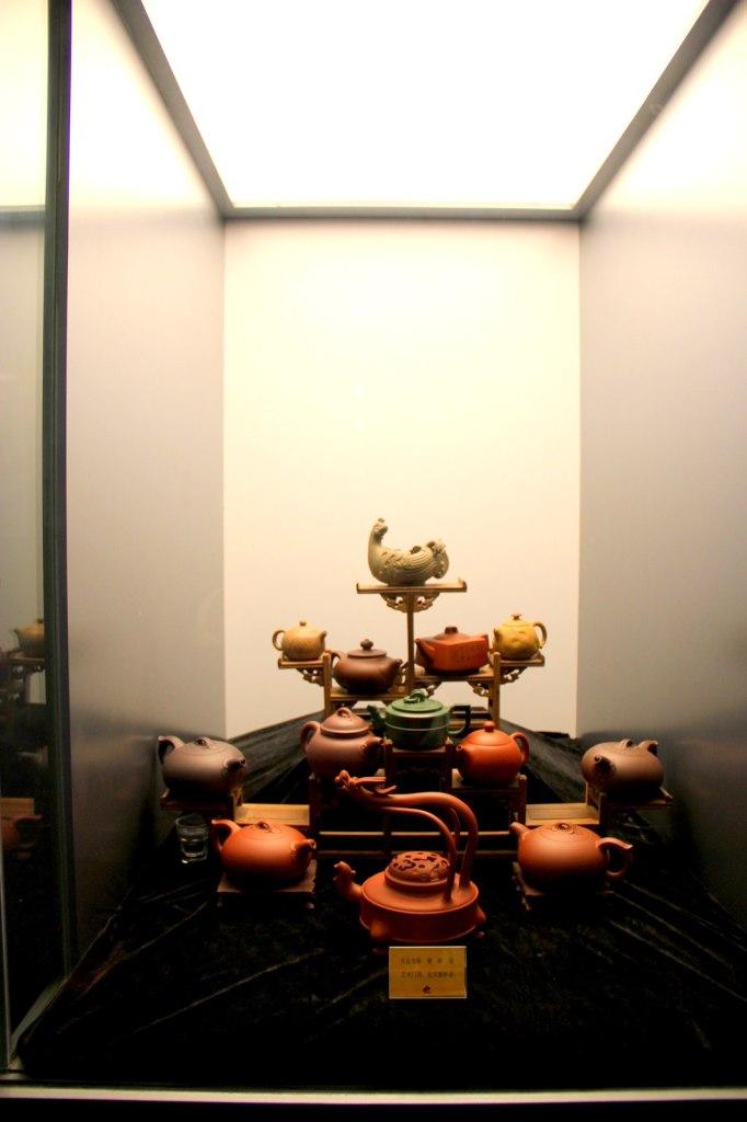 Exquisite Chinese tea pots