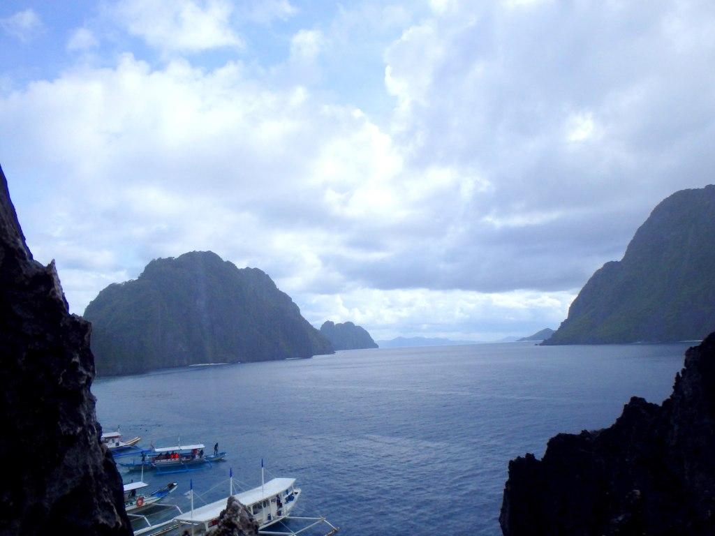 Top of Matinloc Island