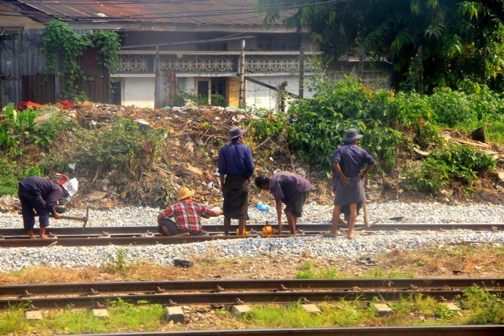 On going railworks