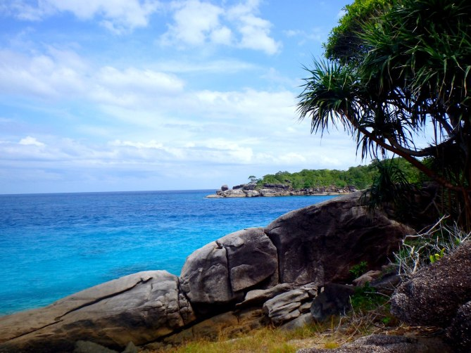 Similan Islands #4 Koh Miang Beach