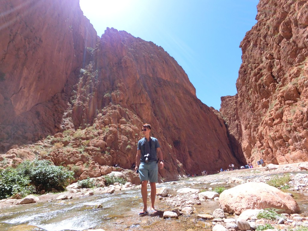 Todgha Gorge