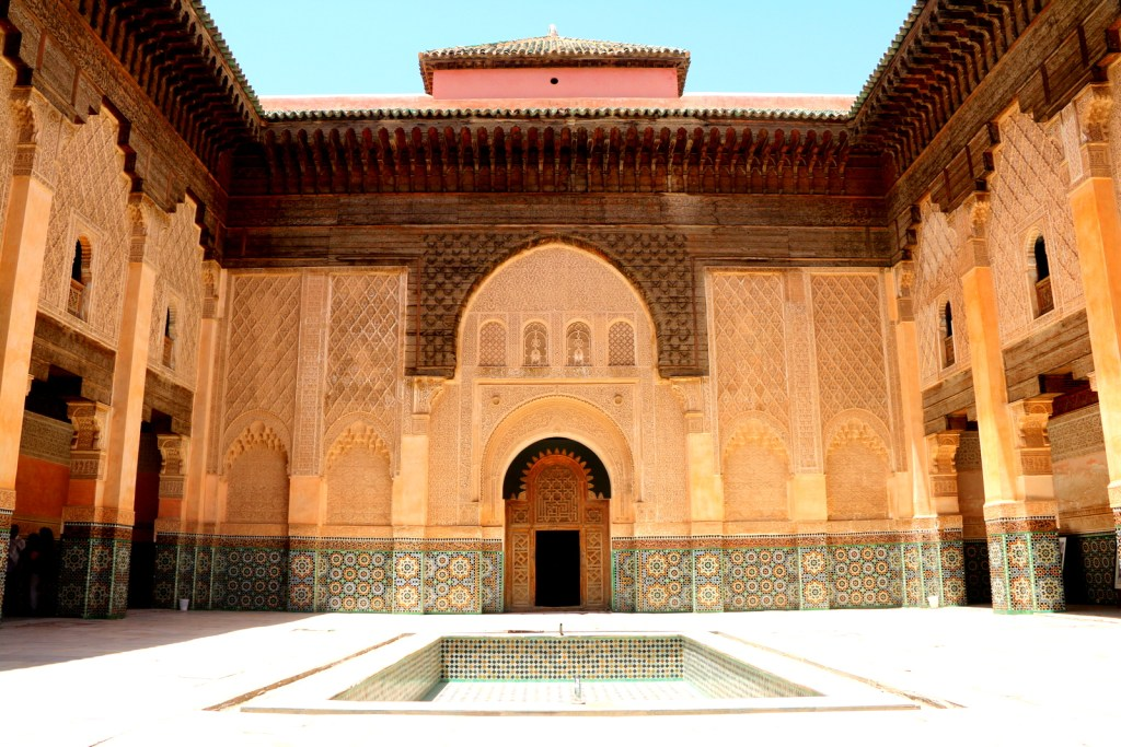 Ben Youssef Madrasa, Marrakesh