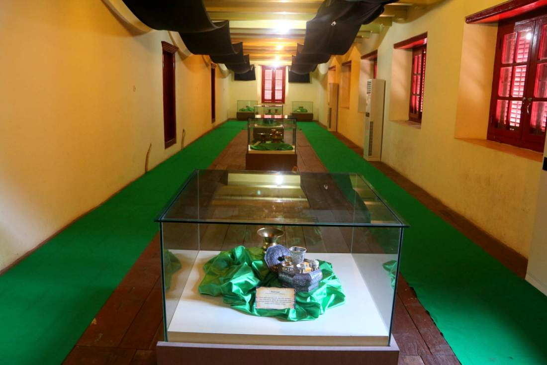 Museum in Fort Rotterdam