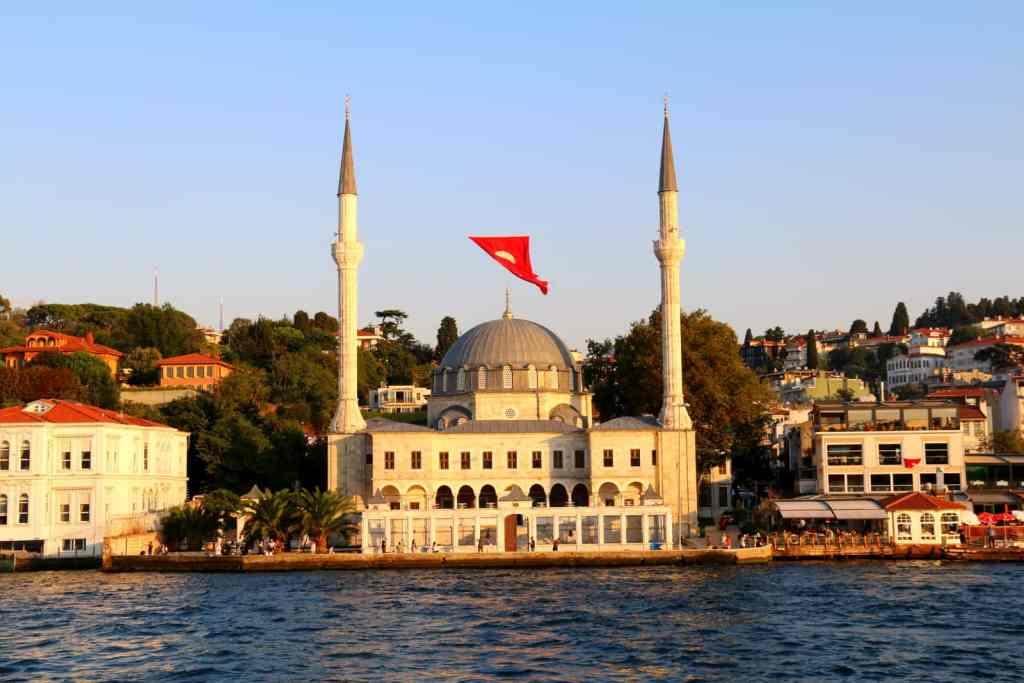 Bosphorus Mosque