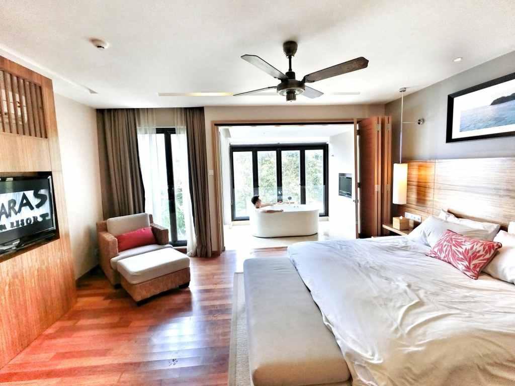 My Lovely Room In The Taaras Resort