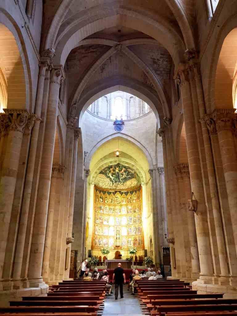 Old Cathedral Salamanca