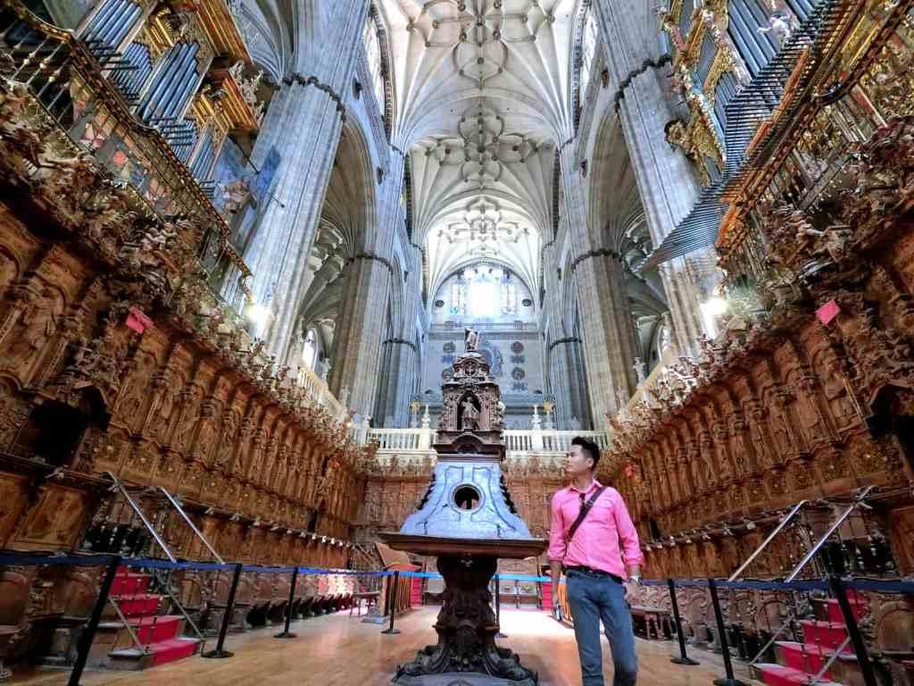 New Cathedral Salamanca