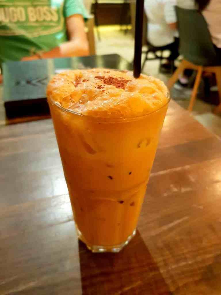 Thai Tea Smoothie
