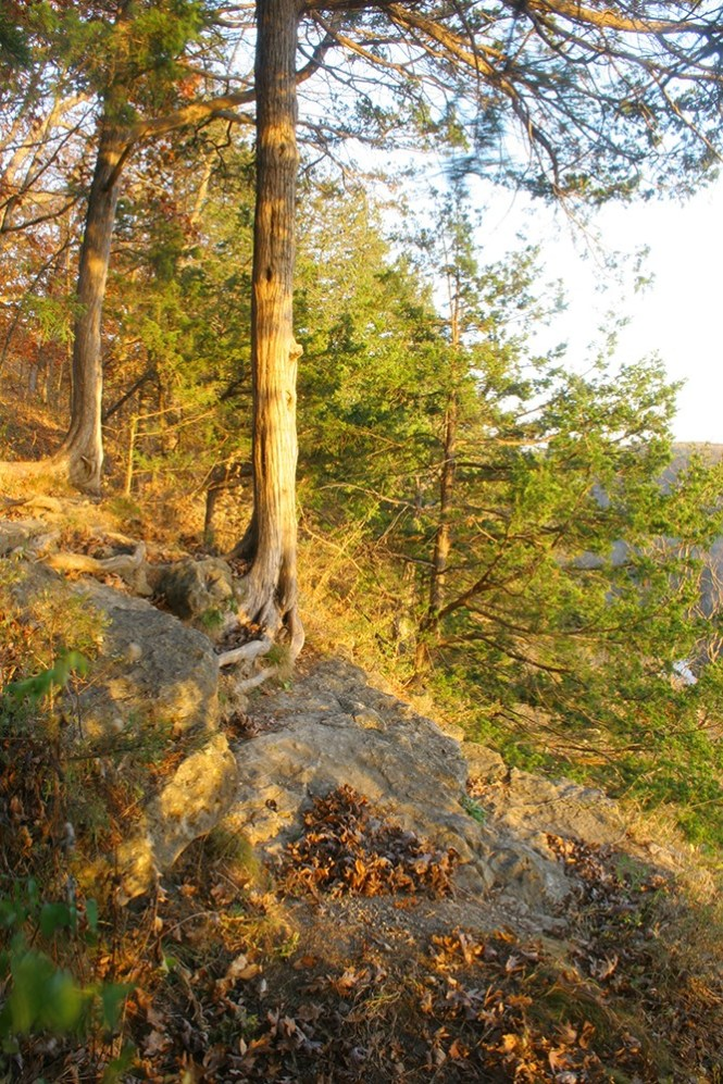 Places In Iowa On It 39 S Trails Hikers Can Look Out Over The Valley From High Bluffs And Enjoy Some Of Most Beautiful Scenery State