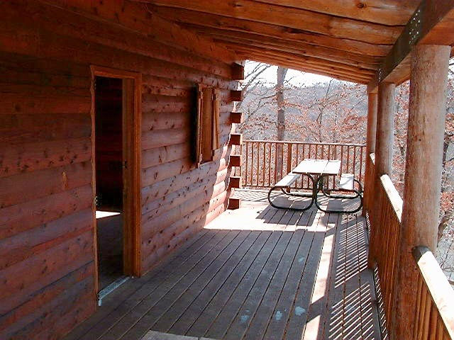Red Oak Cabin at Matsell Bridge Natural Area  Central