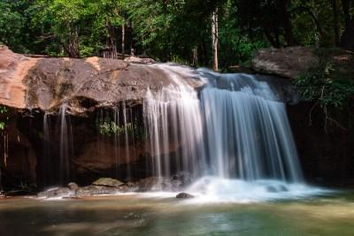 MaeSa Waterfall Travel is Sweet