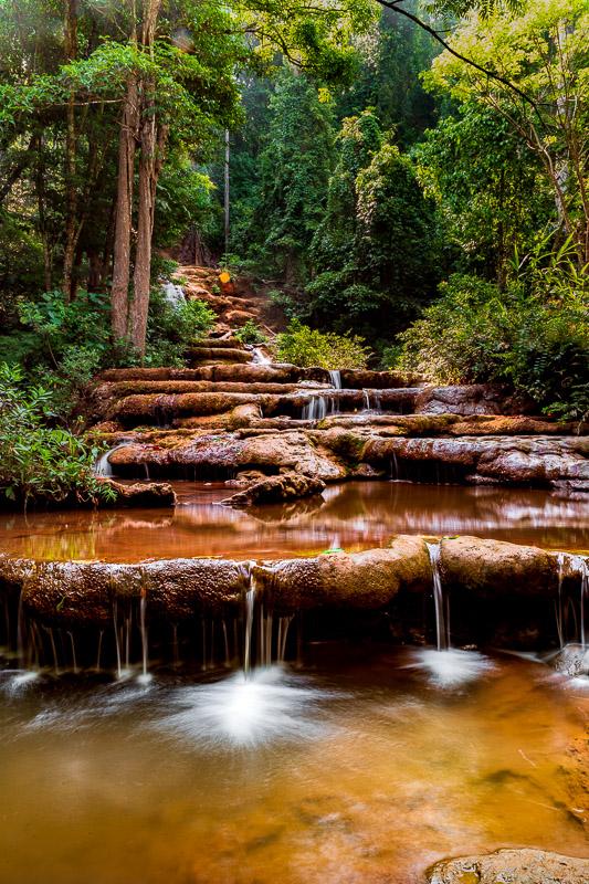 pha charoen waterfall travel is sweet