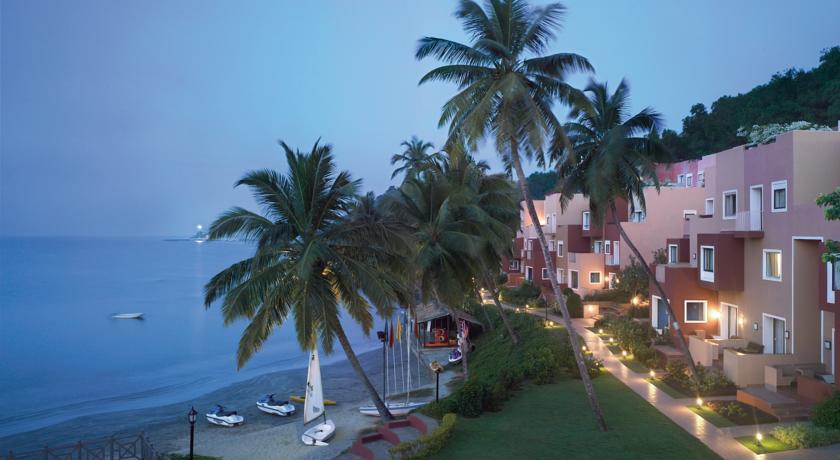 Cidade De Luxury Hotel Goa Cidade De Goa Amenities
