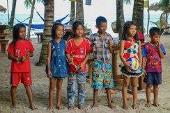 Detičky na Koh Rongu