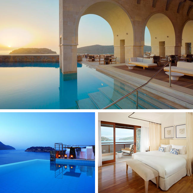 Luxury Hotels In Crete Greece Travelive
