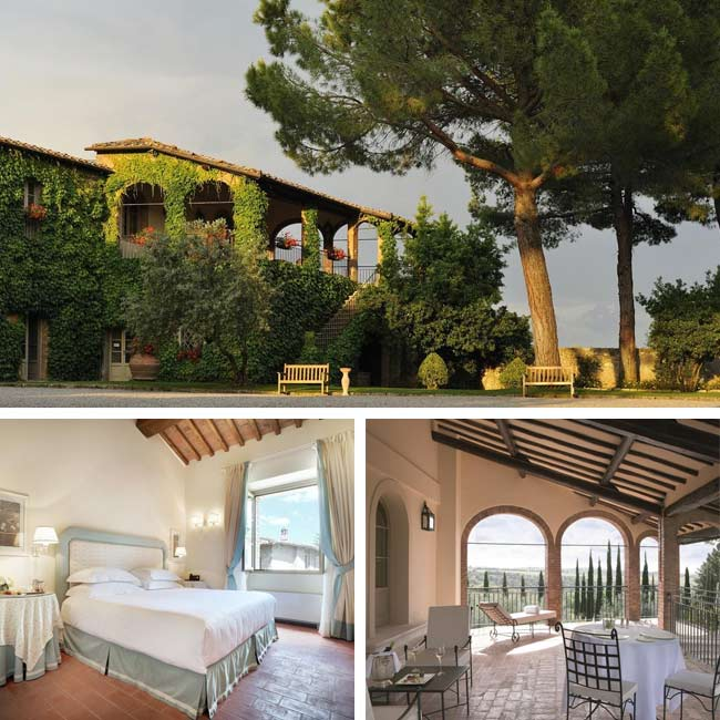 Luxury Hotels In Tuscany Italy Travelive