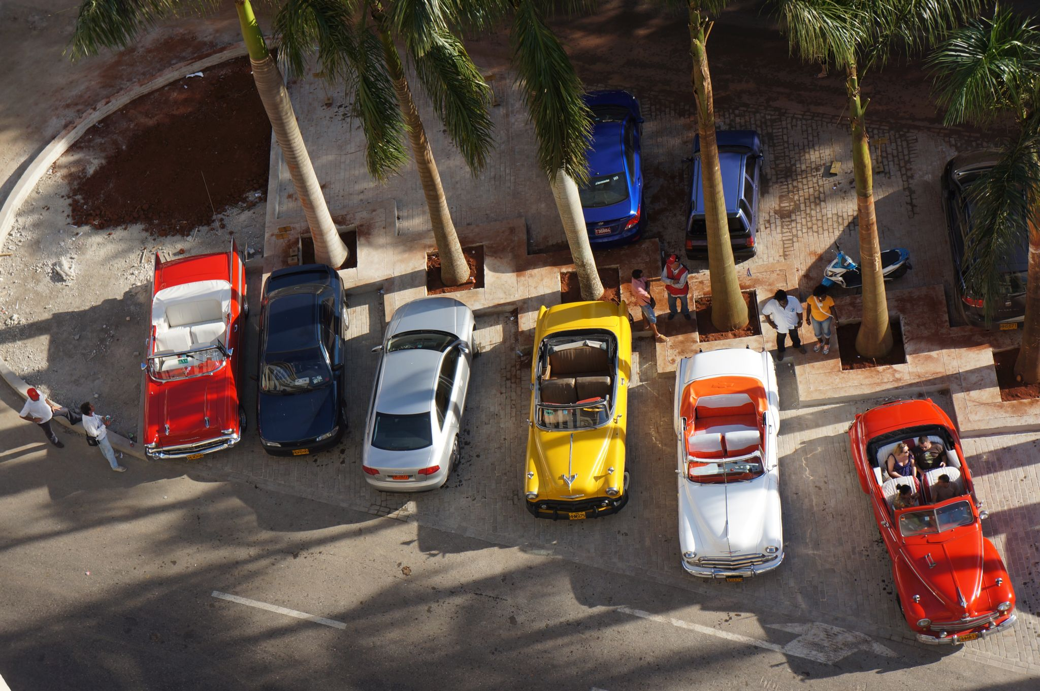 American Classics in Havana, Cuba