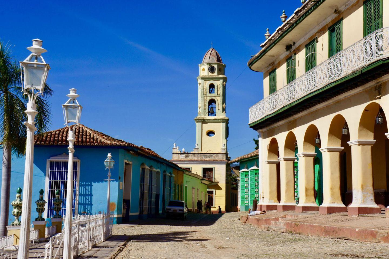Exploring the Colonial town of Trinidad, Cuba