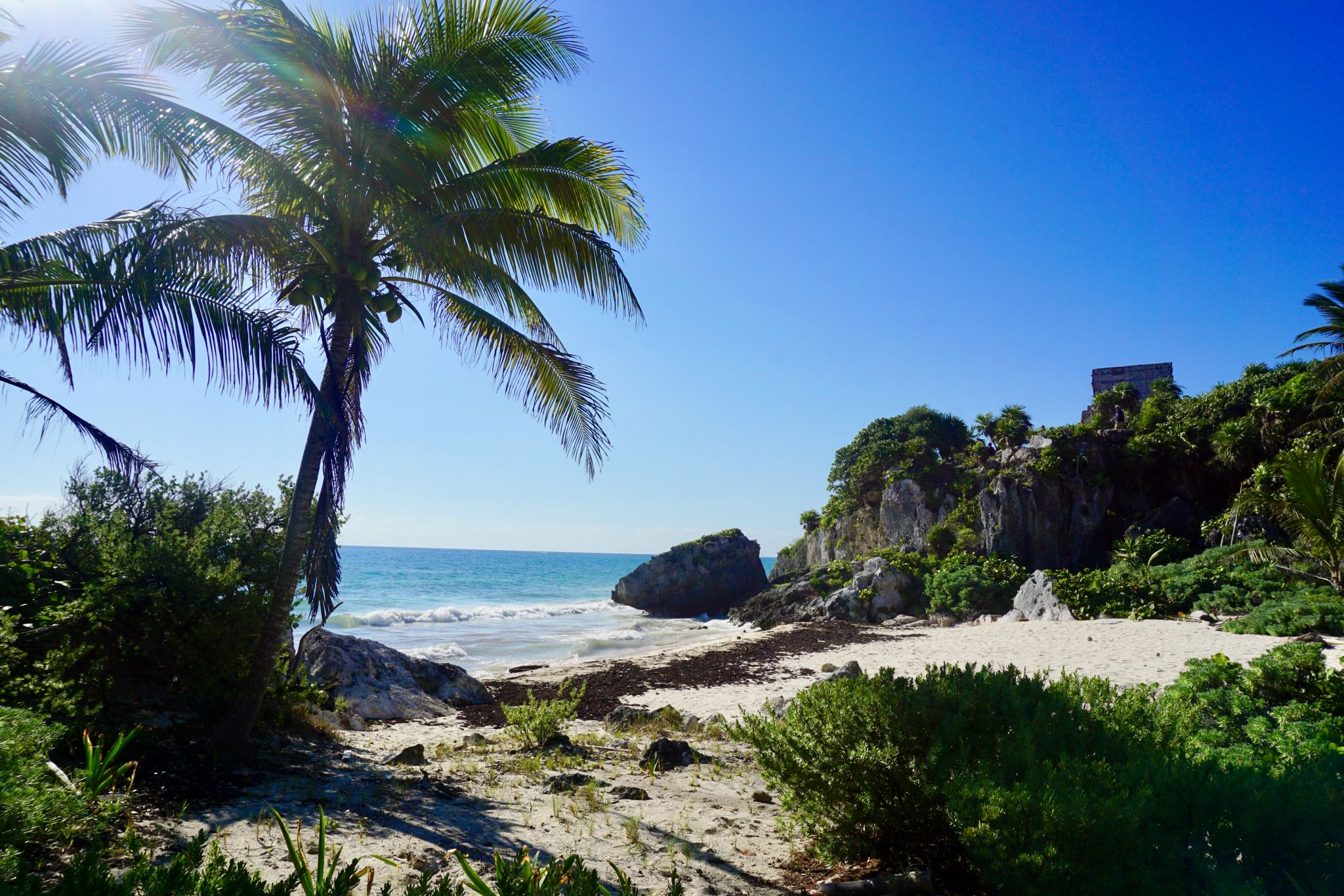 How to See the Tulum Ruins