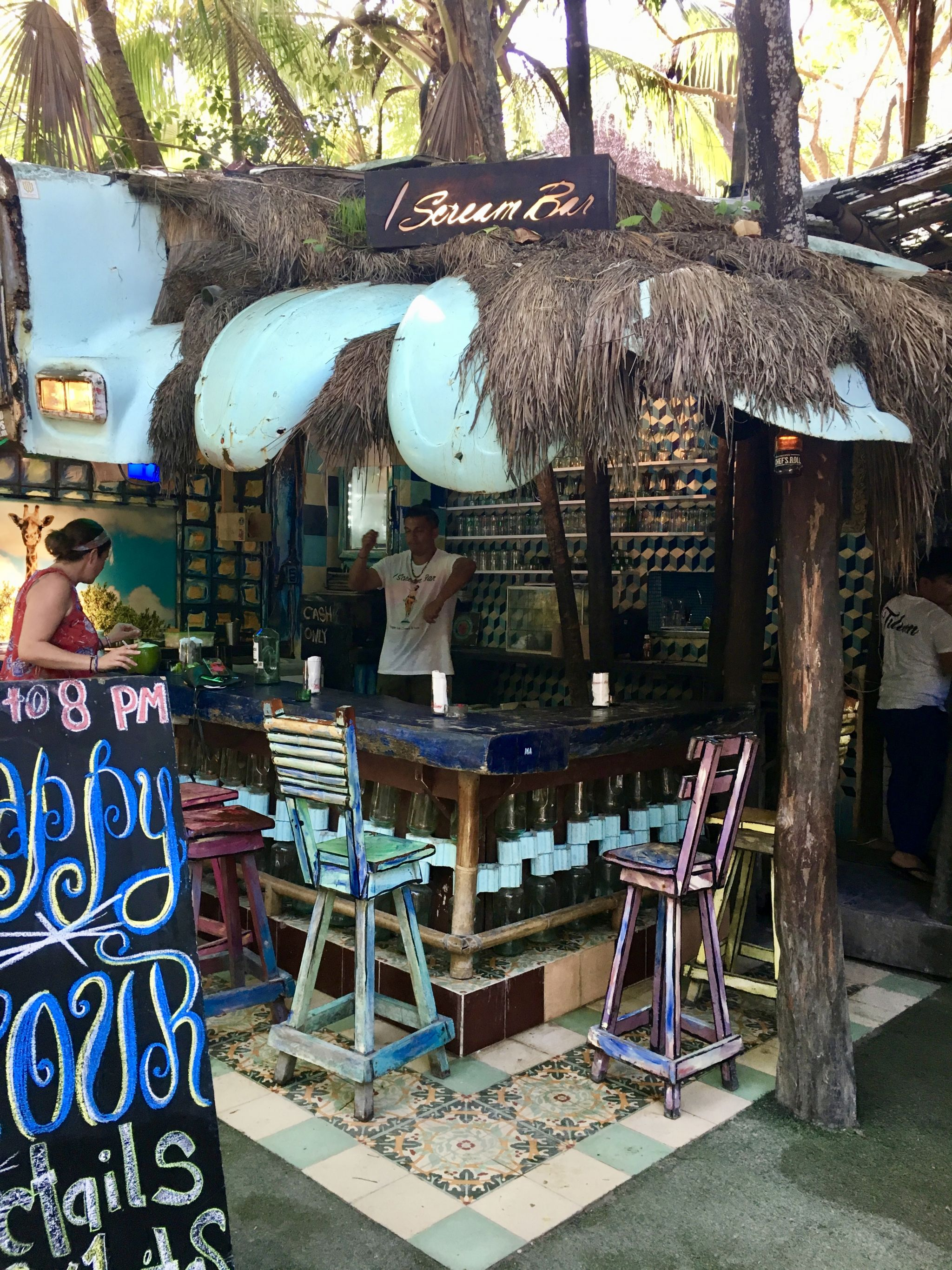 I Scream Bar Tulum