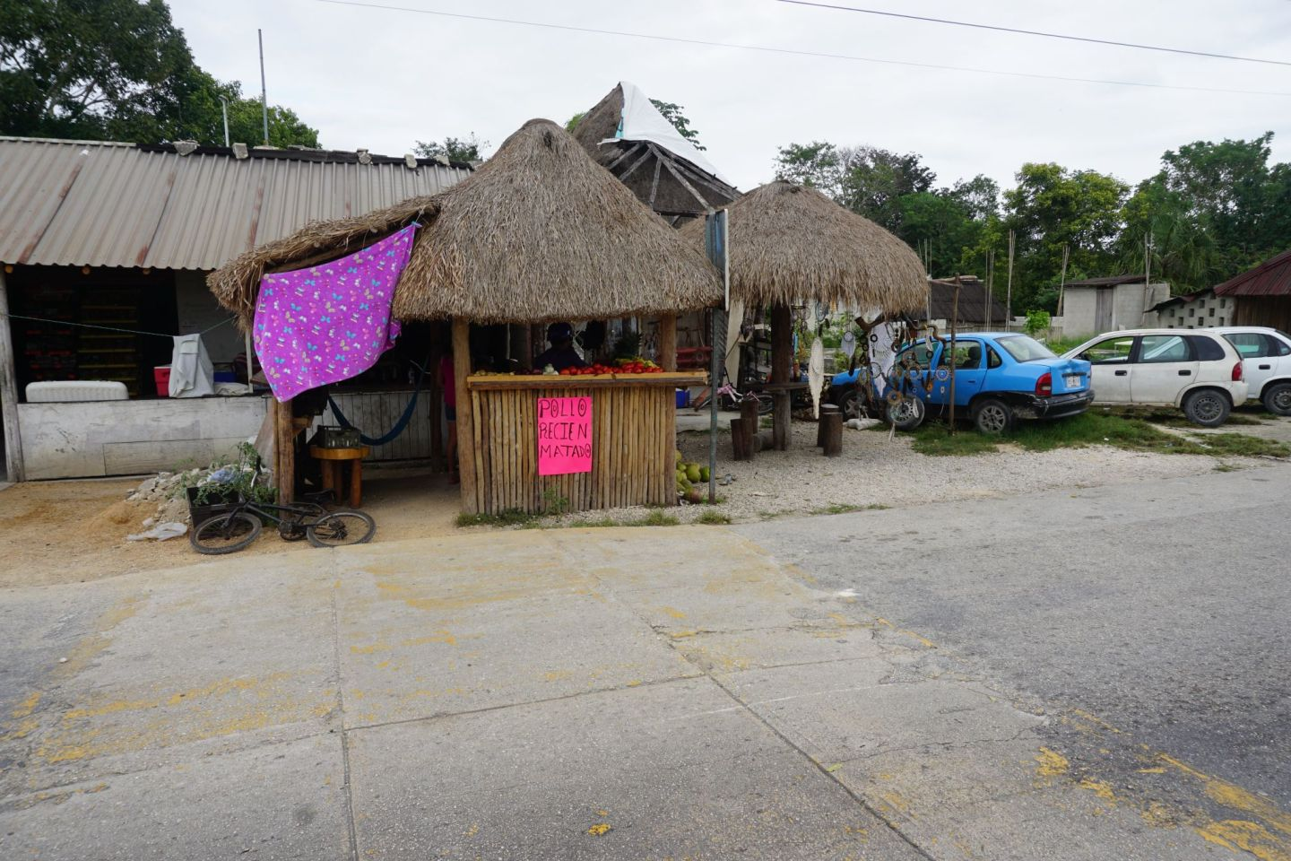 Stop by a village after your visit to Cobá