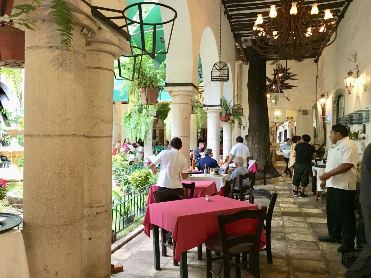 Best food in Mexico is in Valladolid