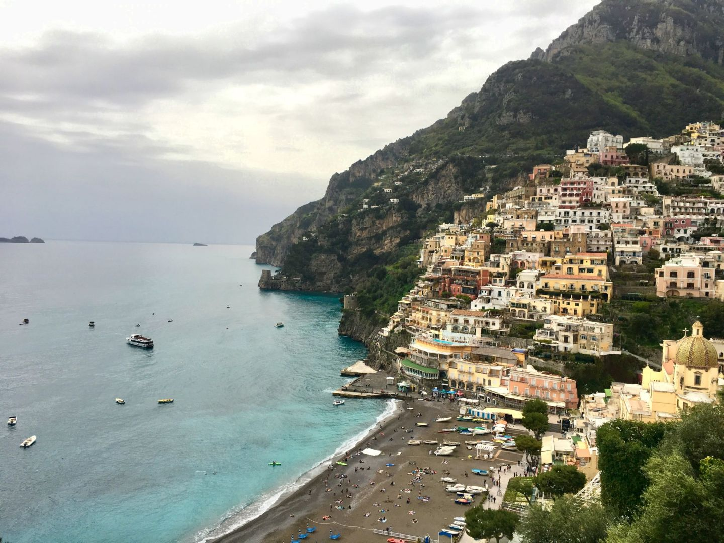 How to see Positano and the Amalfi coast on a budget