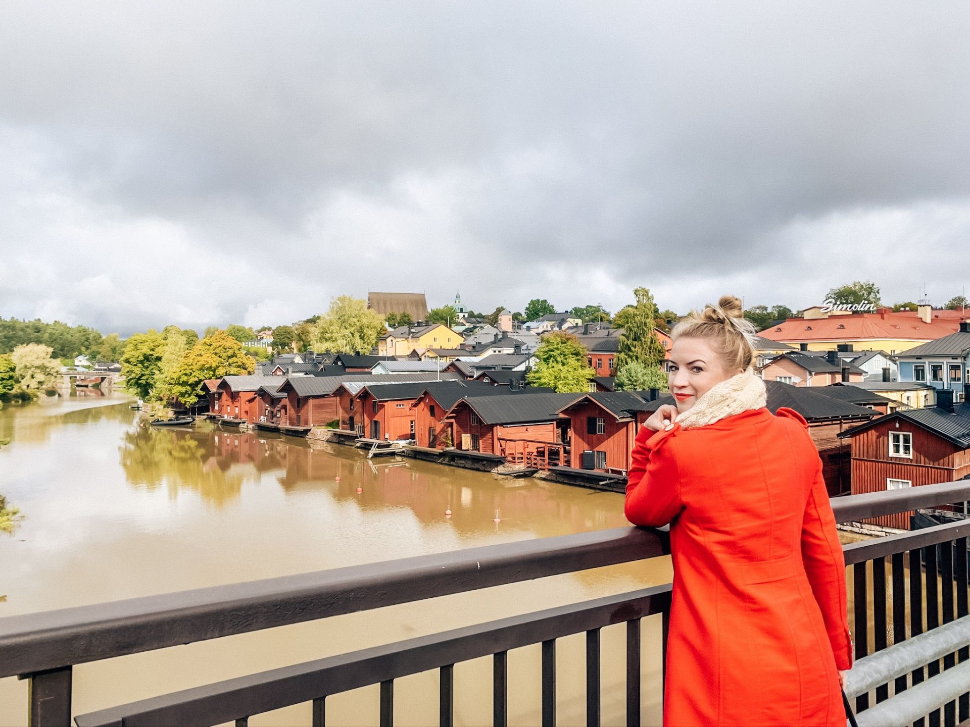 Weekend trip to Porvoo