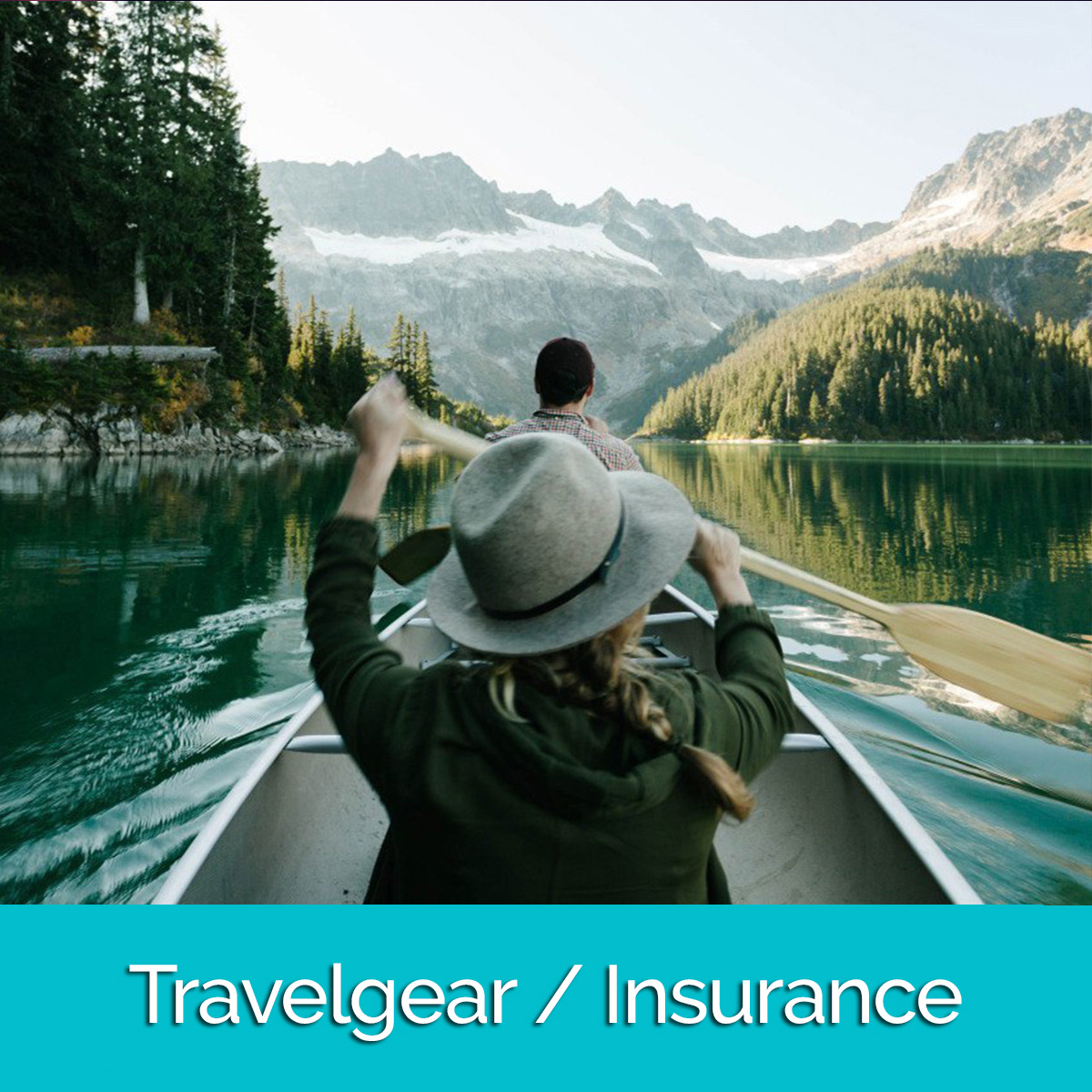 Travel Insurance and Travel Gear by Travel Jaunts