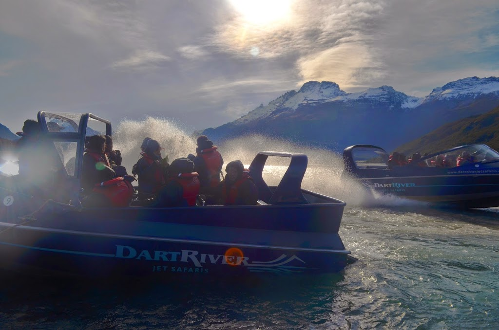 Dart river safari Queenstwon, Newzealand by Travel Jaunts