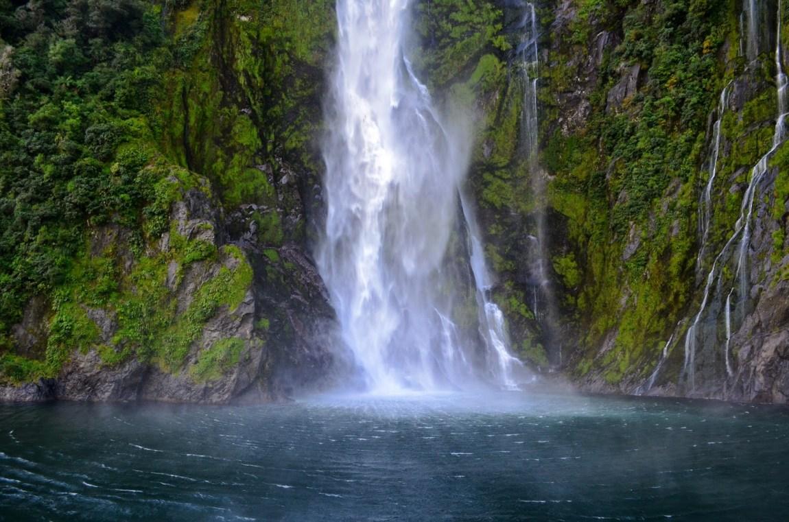 Milford Sound , Newzealand by Travel Jaunts