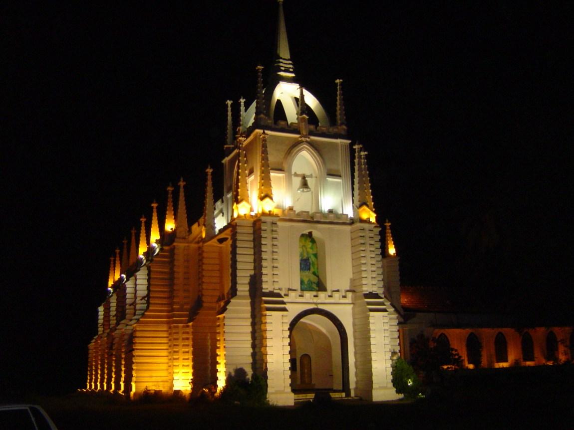 Church in Saligao Goa