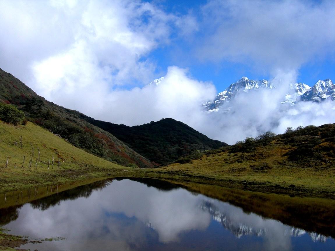 Dzongri- Top 10 exotic places in India
