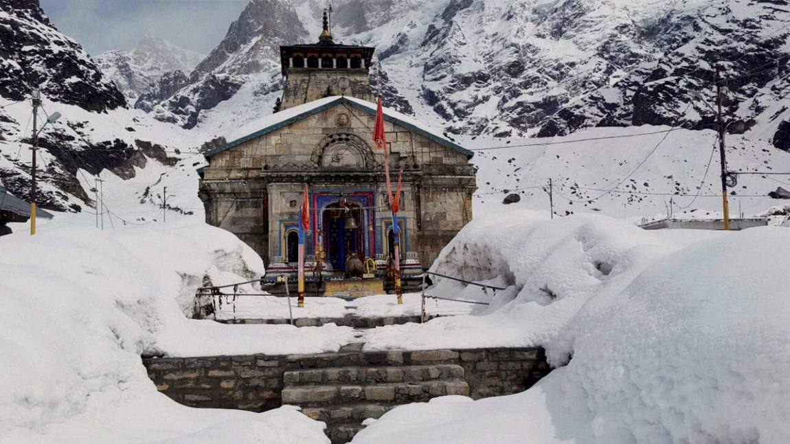 Kedarnath (courtesy: readmeindia.com)
