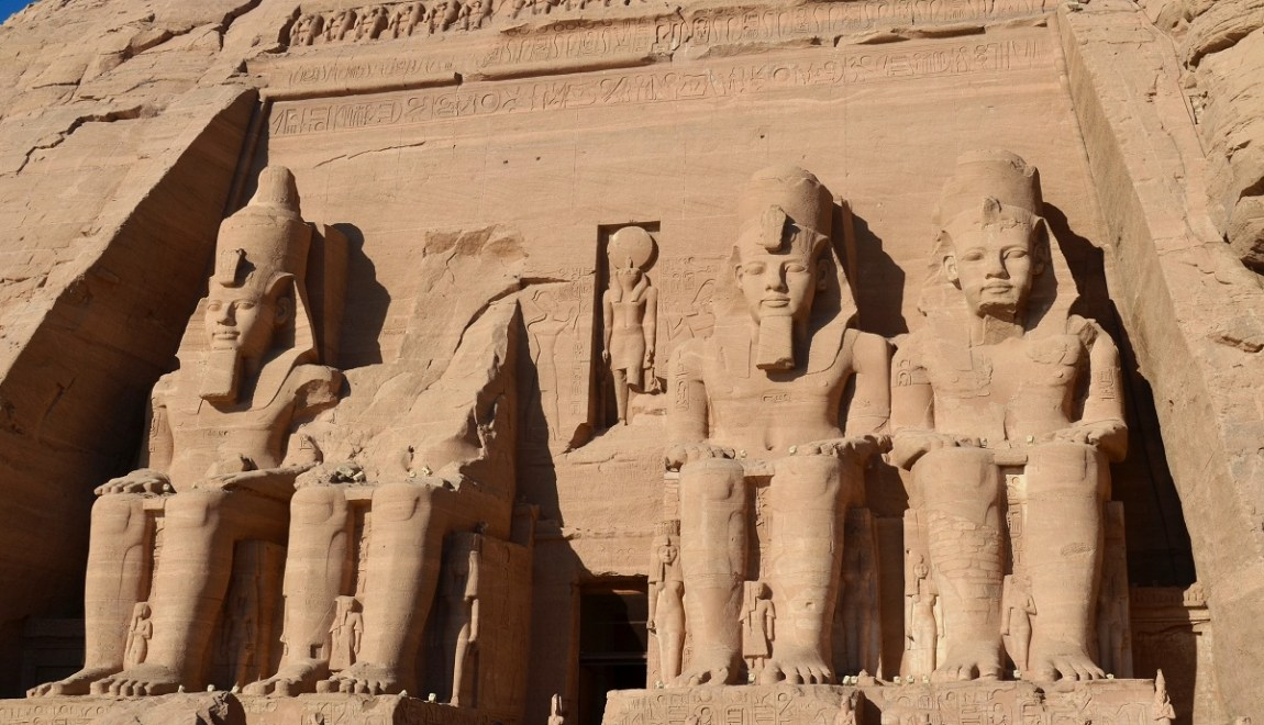 Temple of Abu Simbel by Travel Jaunts