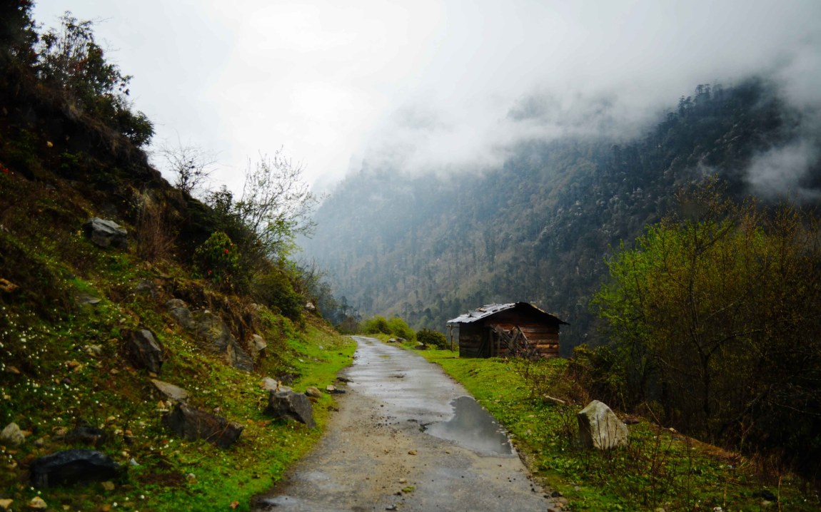 Tawang valley by Travel Jaunts