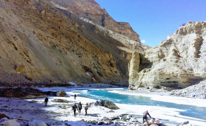 Chadar Trek (by Travel Jaunts)
