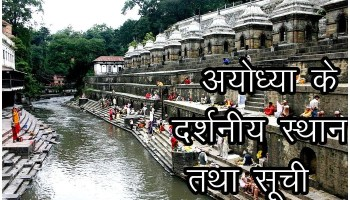 Ayodhya Travel: Top Places to visit, Best Tourist Place in Ayodhya - Ayodhya Tour Guide in Hindi